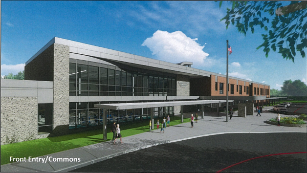School District Five Board approves final measure to begin construction on new elementary school