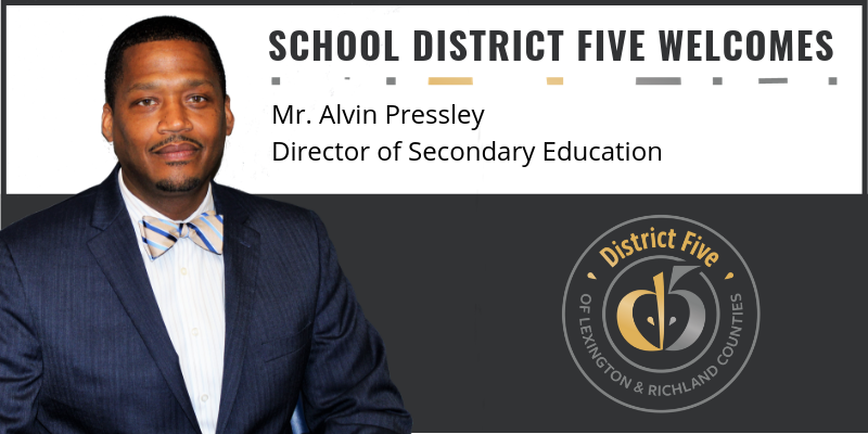 Veteran administrator named School District Five new Director of Secondary Education