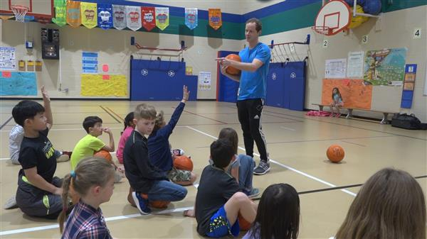 River Springs Elementary PE teacher awarded #PhysEd 2018 Best Blog