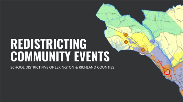 School District Five announces virtual community events on redistricting