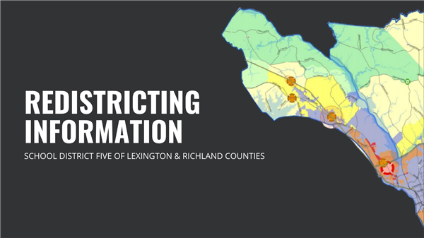 School District Five Board receives update regarding redistricting work and process