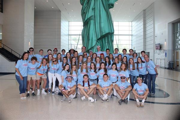 Hundreds of students from across the state attend SCASC Convention at Chapin High School