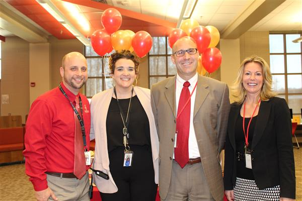 School District Five school receives Palmetto's Finest award, both finalists recognized for excellence