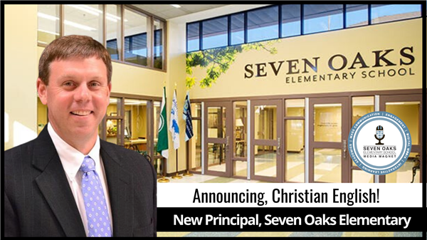 School District Five names new principal for Seven Oaks Elementary School
