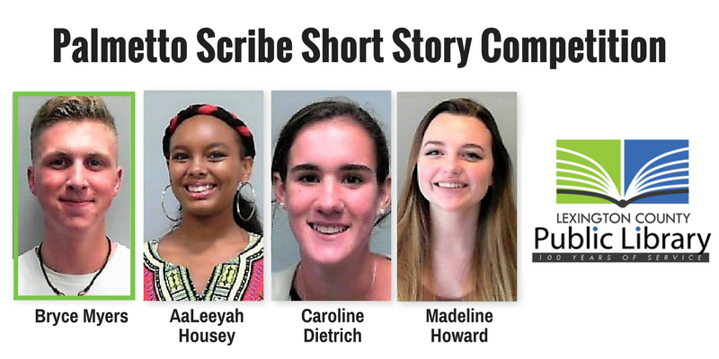 School District Five students shine in Palmetto Scribe Short Story competition