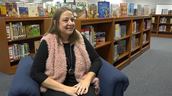 School District Five teacher named 2018-19 Distinguished Literacy Teacher of the Year
