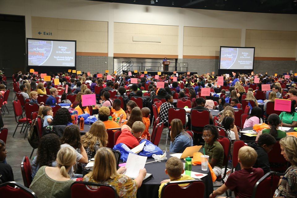 School District Five students attend Youth Anti-Bullying Summit