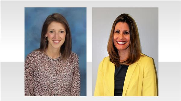 Two District Five assistant principals named finalists for state award
