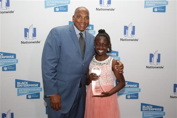 School District Five student named 2018 Black Enterprise Teenpreneur of the Year