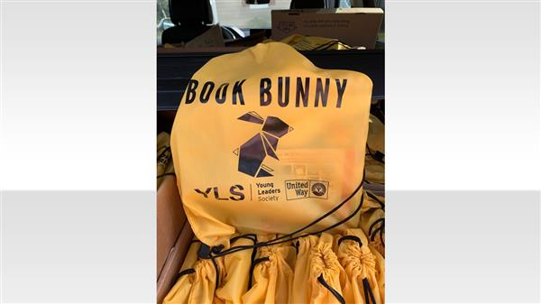 School District Five students receive books from United Way of the Midlands