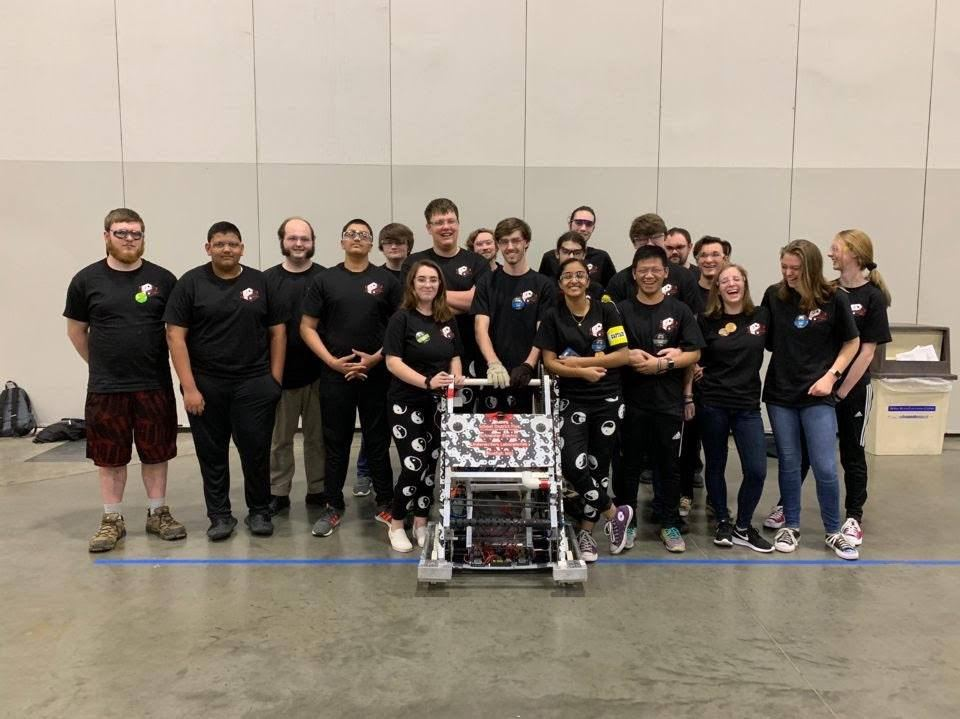 School District Five Robotics team places among top 10 in Regional competition