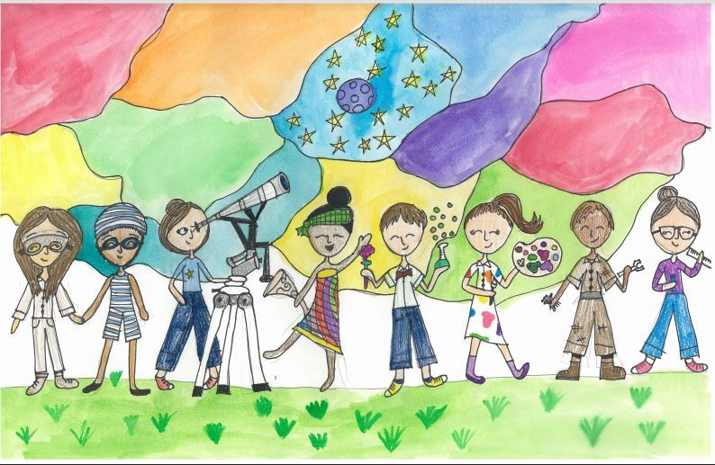 School District Five receives three awards in National Poster Contest