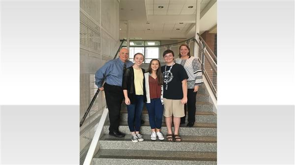 School District Five students win Fall Stock Market Game�