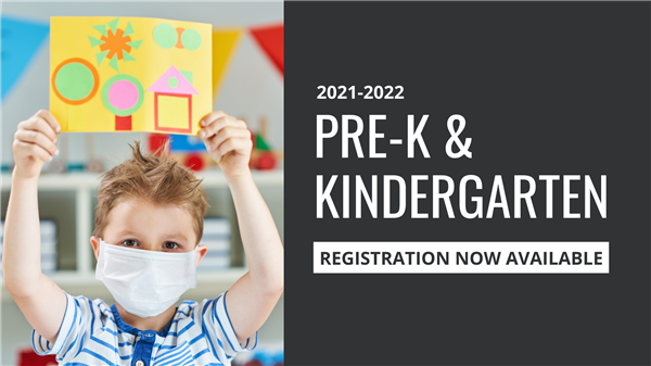 School District Five accepting preschool applications, 5K registration for the 2021-2022 school year