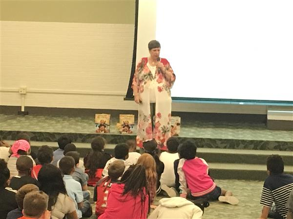 "School District Five students enjoy ""Talk Like a Pirate Day"""