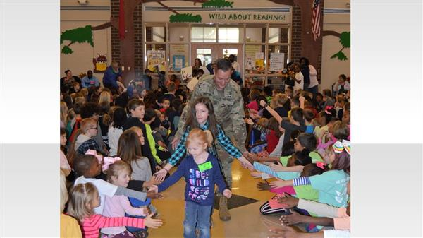 School District Five honors veterans on Veterans Day