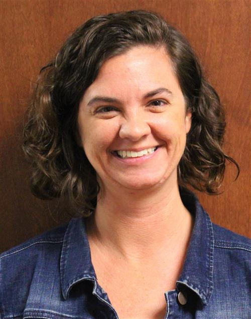 Danielle Yarborough, Administrative Assistant