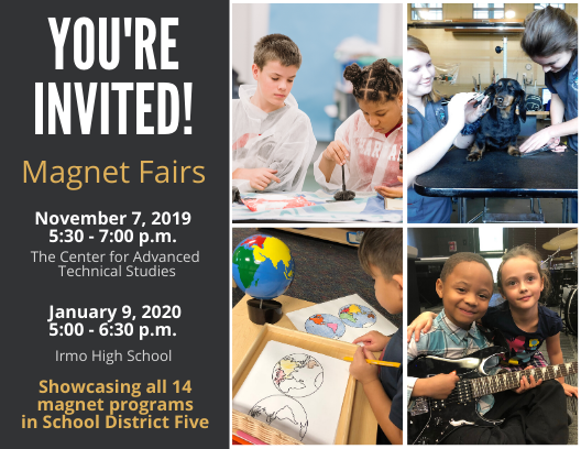 Magnet Fair Invitation 2019-2020