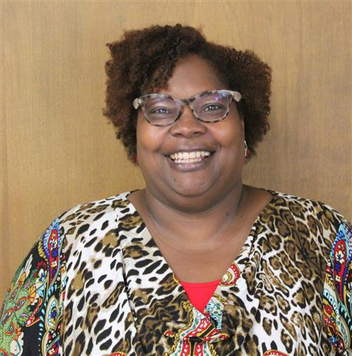 Wanda Jenkins, Assistant for Gifted Programs and Visual & Performing Arts Programs