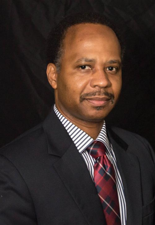 Chief Student Services Officer Dr. Michael Harris