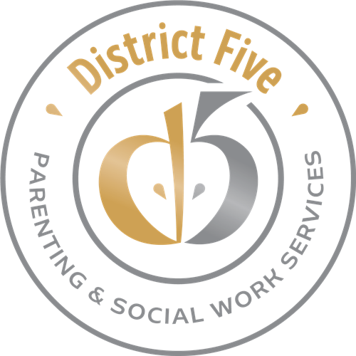 Parenting and social work services logo