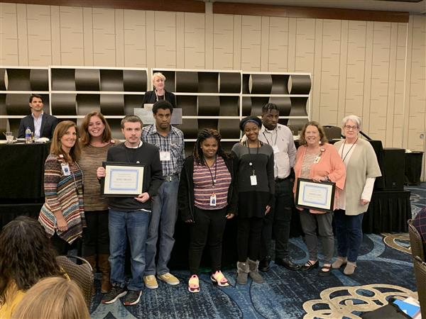 Irmo High School students showcase enterprises at state conference