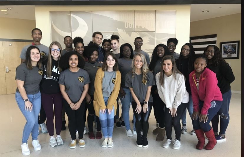 Irmo High School student council wins statewide recognition