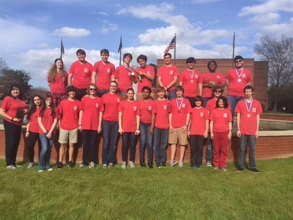 Science Team Wins at Newberry College