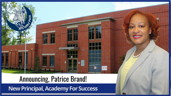 School District Five names new principal for the Academy For Success