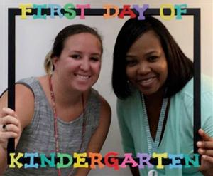 Mrs. Ross-El and Ms. Herndon