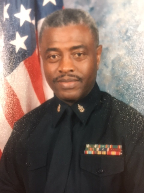 Senior Chief Charles Cook