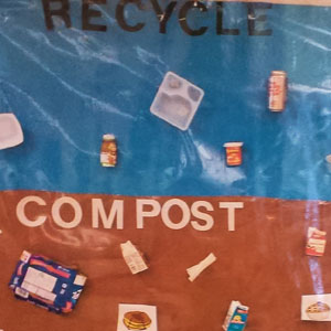 Recycle Compost Poster