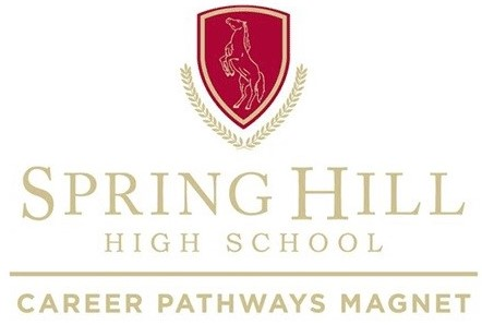 Spring Hill High School Career Pathways Magnet Logo