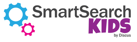 Smart Search Kids by Discus Logo