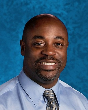 Mr. Ed Davis, Principal of HWES