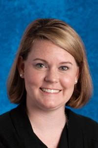 Mrs. Lunsford, Assistant Principal