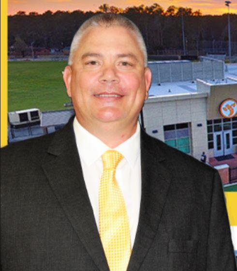 Athletic Director, Coach Ray Canady