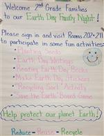 Earth Day Family Night