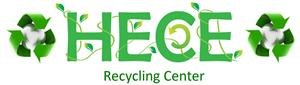 HECES Recycling Center Banner