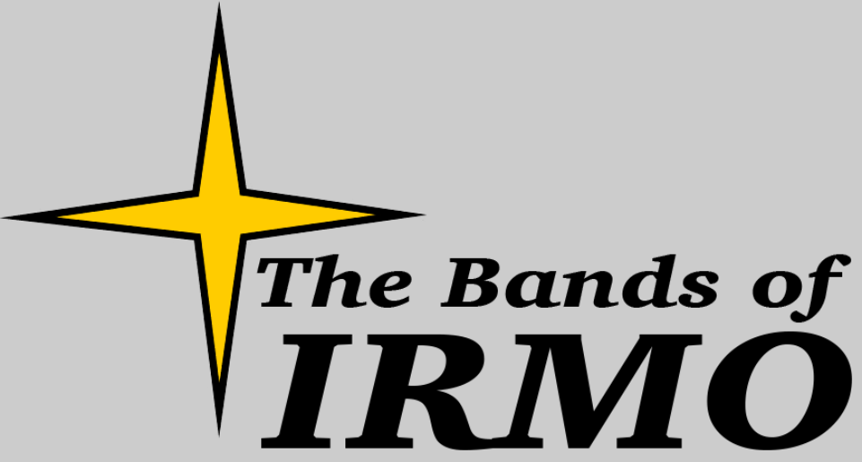 The Bands of Irmo Star Logo
