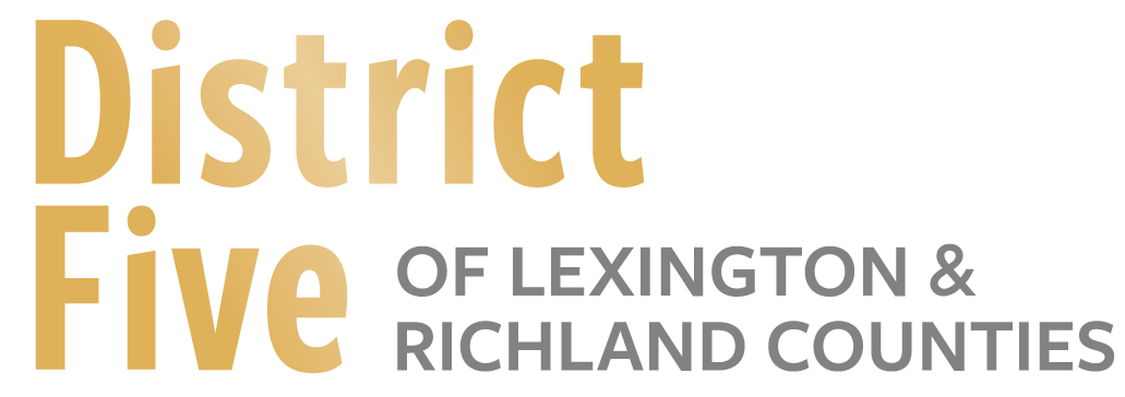 District 5 of Lexington and Richland Counties