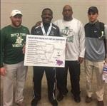 Marcus Montgomery State Wrestling Champion