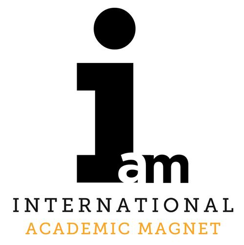 i AM International Academic Magnet Logo
