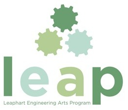 Leaphart Elementary Engineering Arts Program Logo