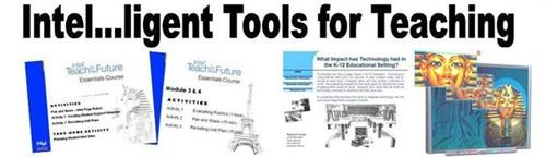 InTel...ligent Tools for Teaching - photos of different course materials