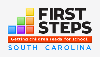 South Carolina First Steps Logo - Getting Children Ready for school.