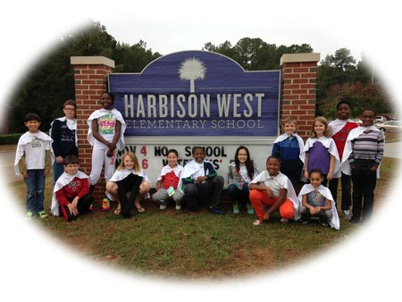 Harbison West Elementary - Harbison Heroes Care